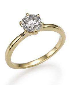 טבעת טיפאני, טבעת אירוסין קלאסית, טבעת אירוסין סוליטר, טבעת זהב צהוב, טבעת יהלום סוליטר, טבעת יהלוםם קלאסית, טבעת הצעת נישואין, טבעת מתנה, טבעת חתונה, לויס תכשיטים,